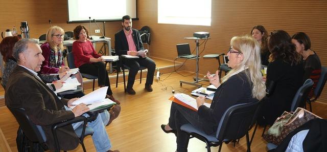 El proyecto europeo de mediación escolar Medes celebra en Vila-real la primera reunión transnacional